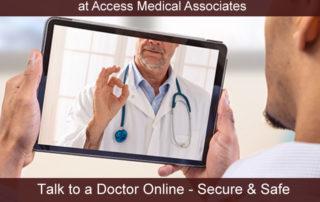 Telemedicine Available at Access Medical Associates Branchburg NJ