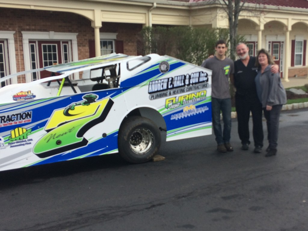 Access Medical is a proud sponsor of Matt Luzi Race Team